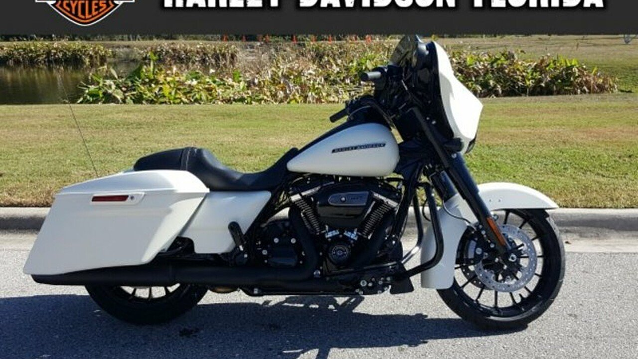 2018 Harley-Davidson Touring Street Glide Special for sale 200525955