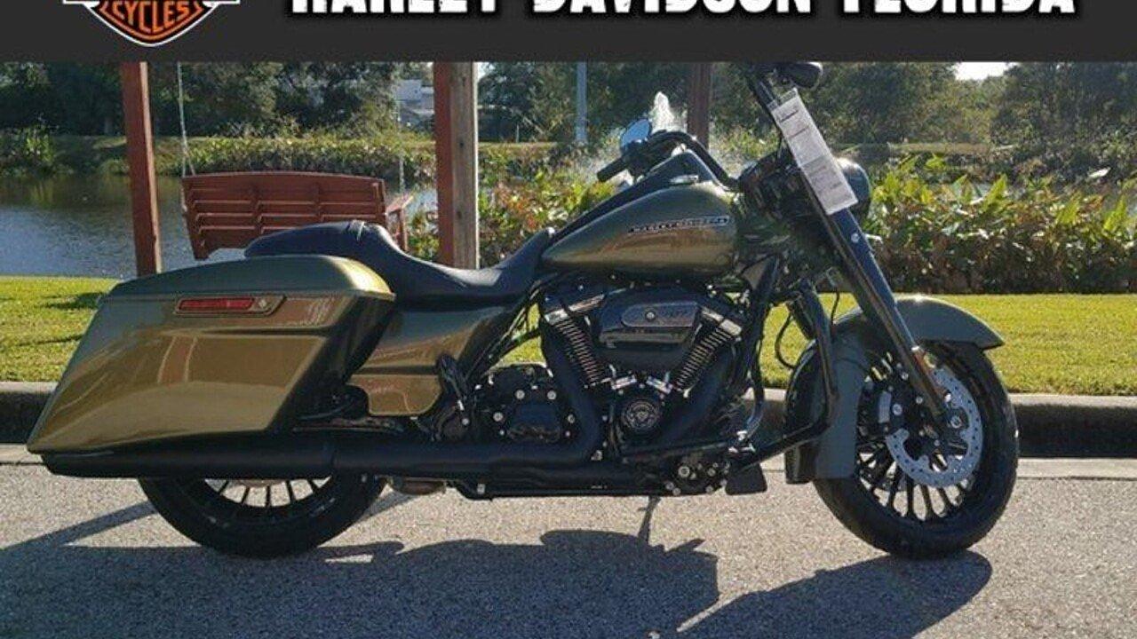 2018 Harley-Davidson Touring for sale 200526003