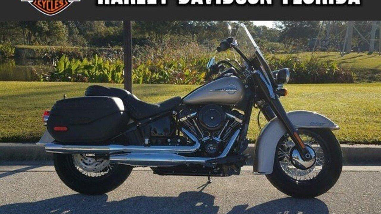 2018 Harley-Davidson Touring for sale 200526011