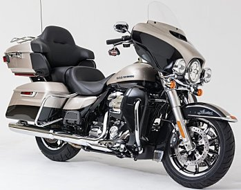 2018 Harley-Davidson Touring Ultra Limited for sale 200526871