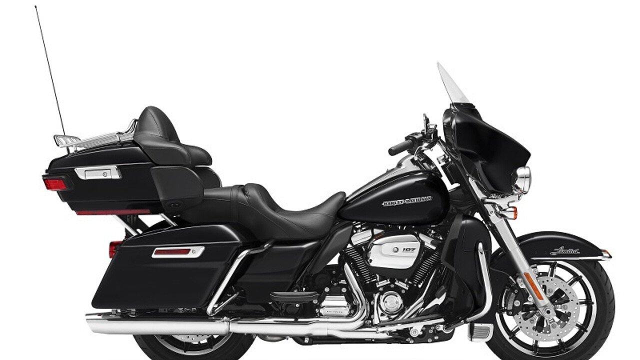 2018 Harley-Davidson Touring Ultra Limited for sale 200533293