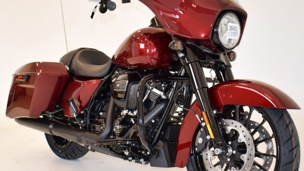 2018 Harley-Davidson Touring Street Glide Special for sale 200543935
