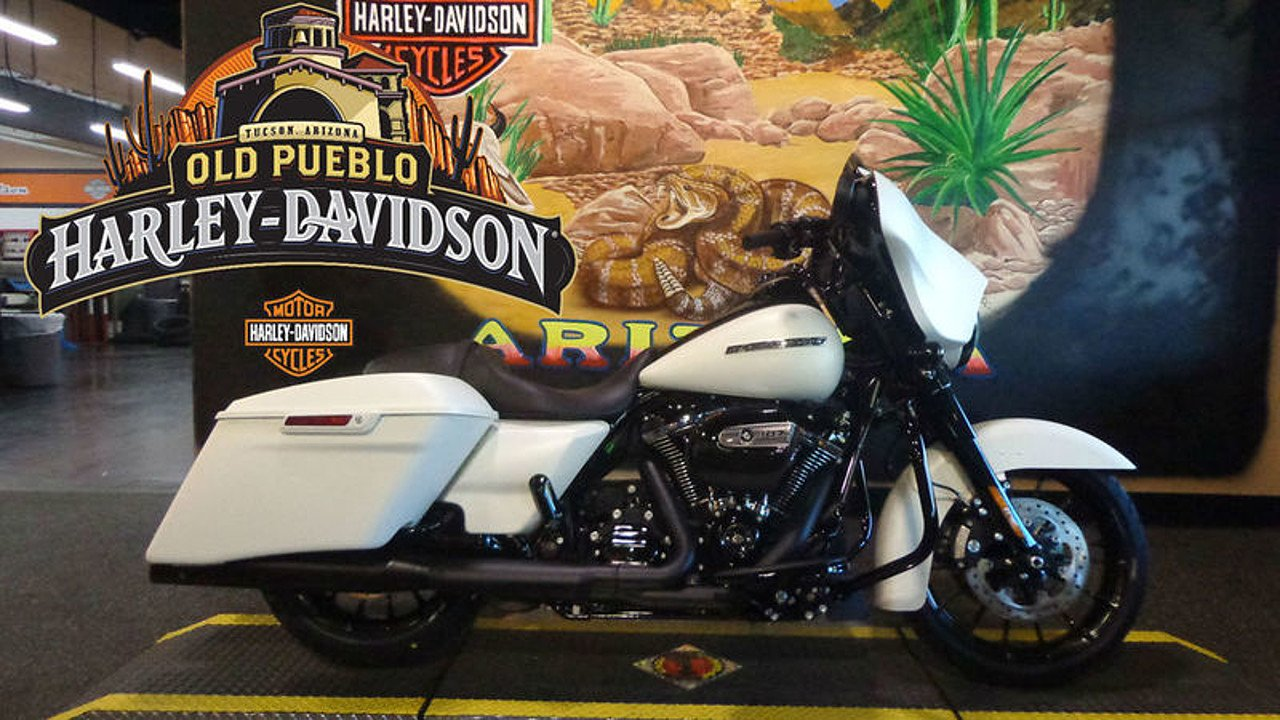 2018 Harley-Davidson Touring Street Glide Special for sale 200544295