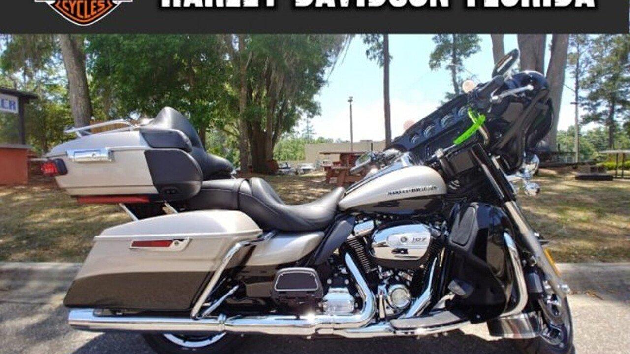 2018 Harley-Davidson Touring Ultra Limited for sale 200545462