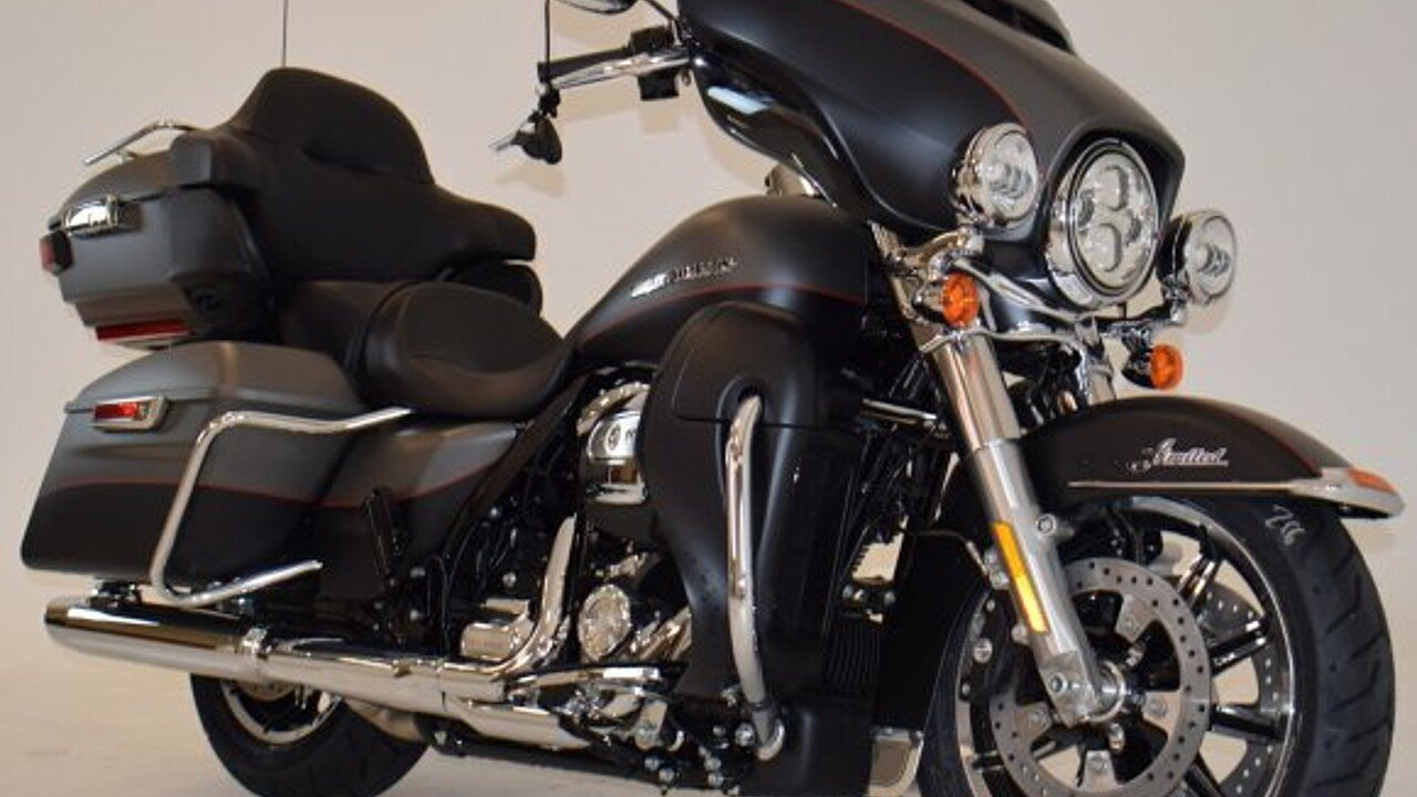 2018 Harley-Davidson Touring Ultra Limited Low for sale 200545564