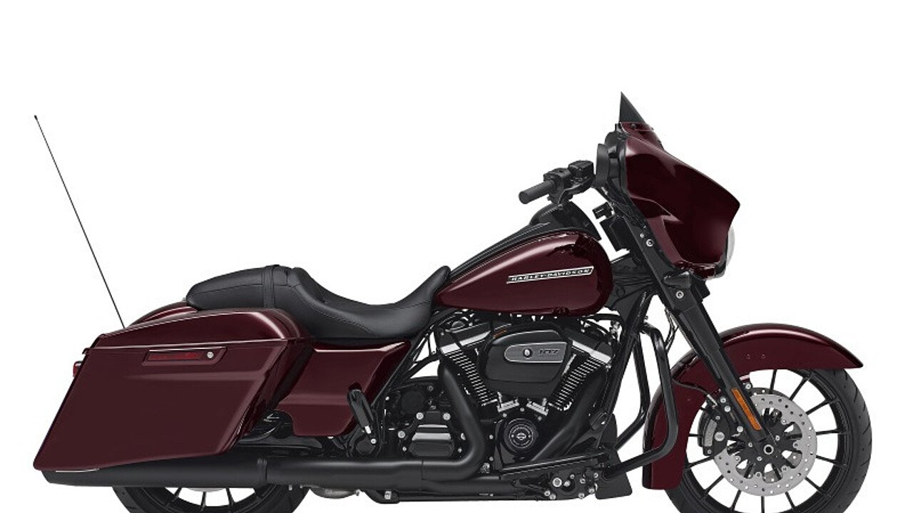 2018 Harley-Davidson Touring Street Glide Special for sale 200547685