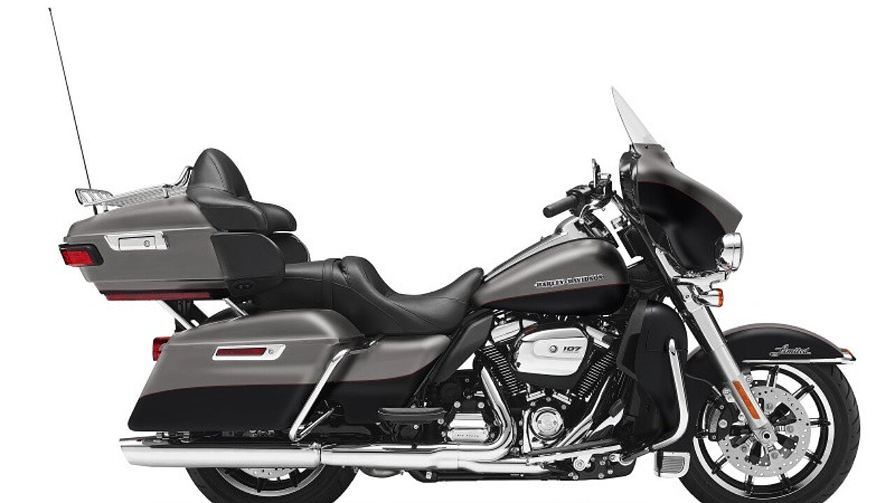 2018 Harley-Davidson Touring Ultra Limited for sale 200548237