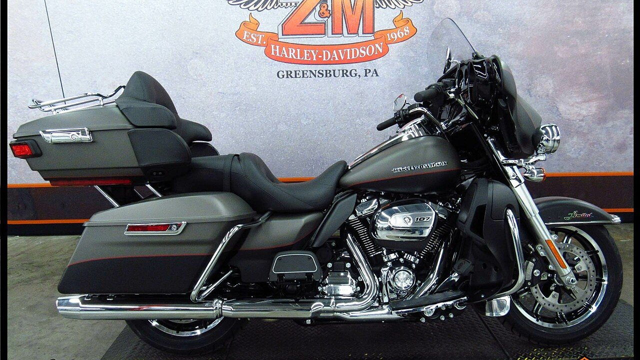 2018 Harley-Davidson Touring for sale 200560007
