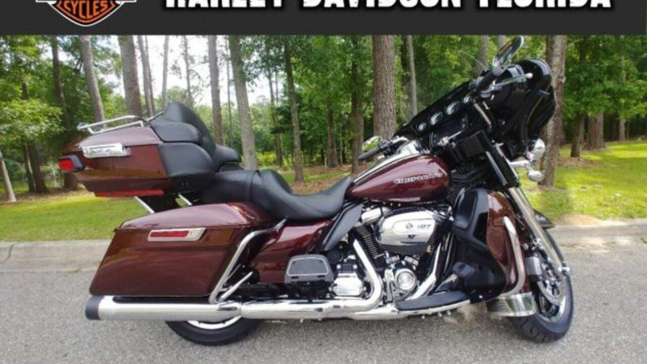 2018 Harley-Davidson Touring Ultra Limited for sale 200570787