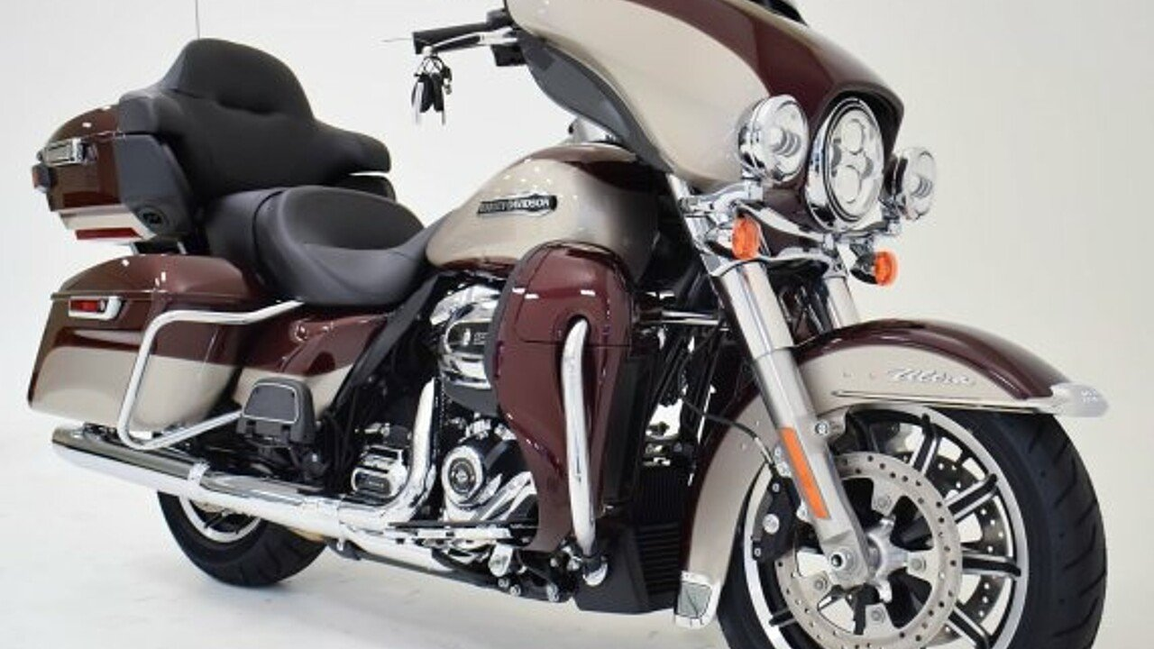 2018 Harley-Davidson Touring Electra Glide Ultra Classic for sale 200570902