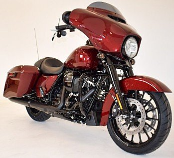 2018 Harley-Davidson Touring Street Glide Special for sale 200576971
