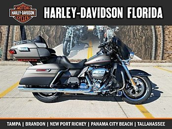 2018 Harley-Davidson Touring Ultra Limited for sale 200577371
