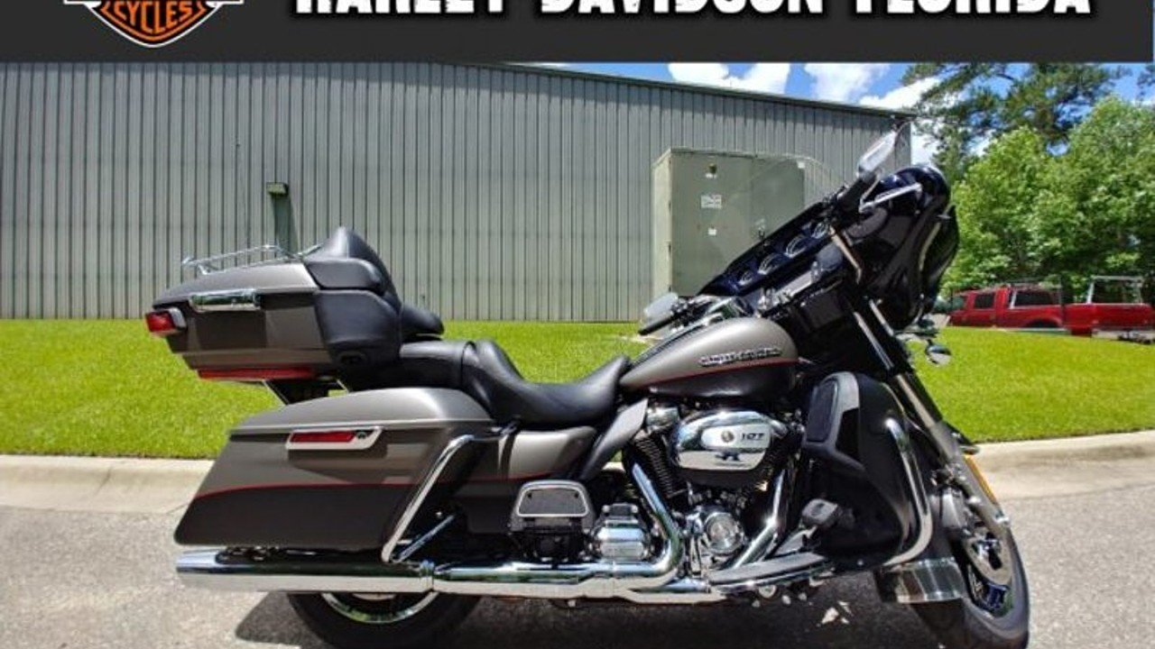 2018 Harley-Davidson Touring Ultra Limited for sale 200579119