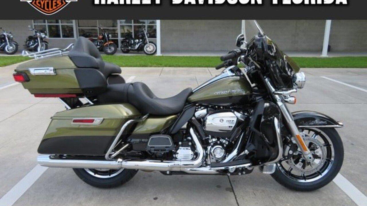 2018 Harley-Davidson Touring Ultra Limited for sale 200581768
