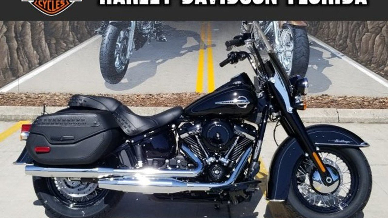 2018 Harley-Davidson Touring Heritage Classic for sale 200586881