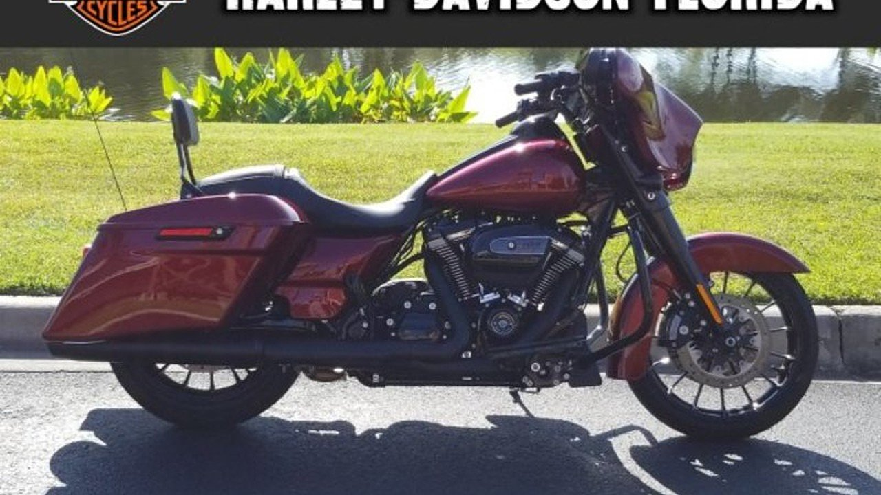 2018 Harley-Davidson Touring Street Glide Special for sale 200586899