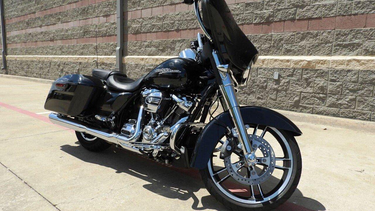 2018 Harley-Davidson Touring Street Glide for sale 200587692