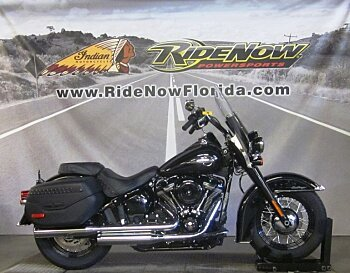 2018 Harley-Davidson Touring Heritage Classic for sale 200589618