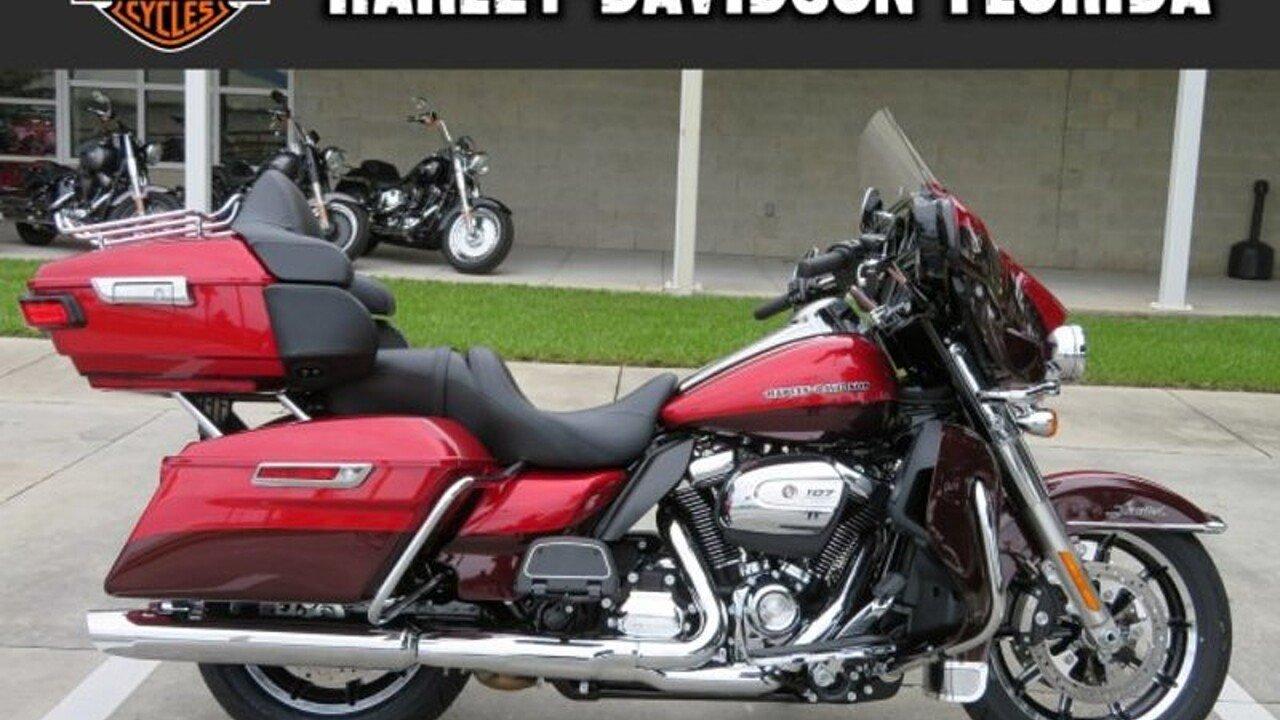 2018 Harley-Davidson Touring Ultra Limited for sale 200592977