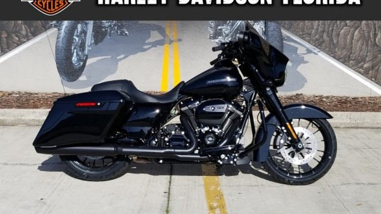 2018 Harley-Davidson Touring Street Glide Special for sale 200598820