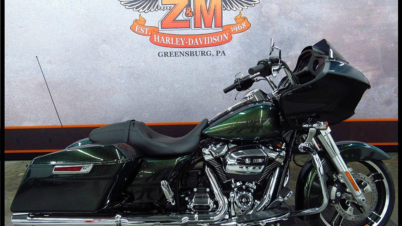 2018 Harley-Davidson Touring for sale 200621607