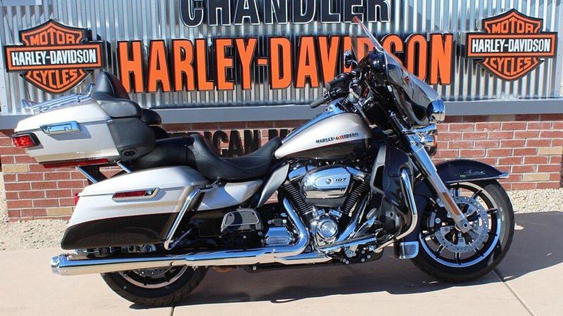 2018 Harley-Davidson Touring for sale 200622779