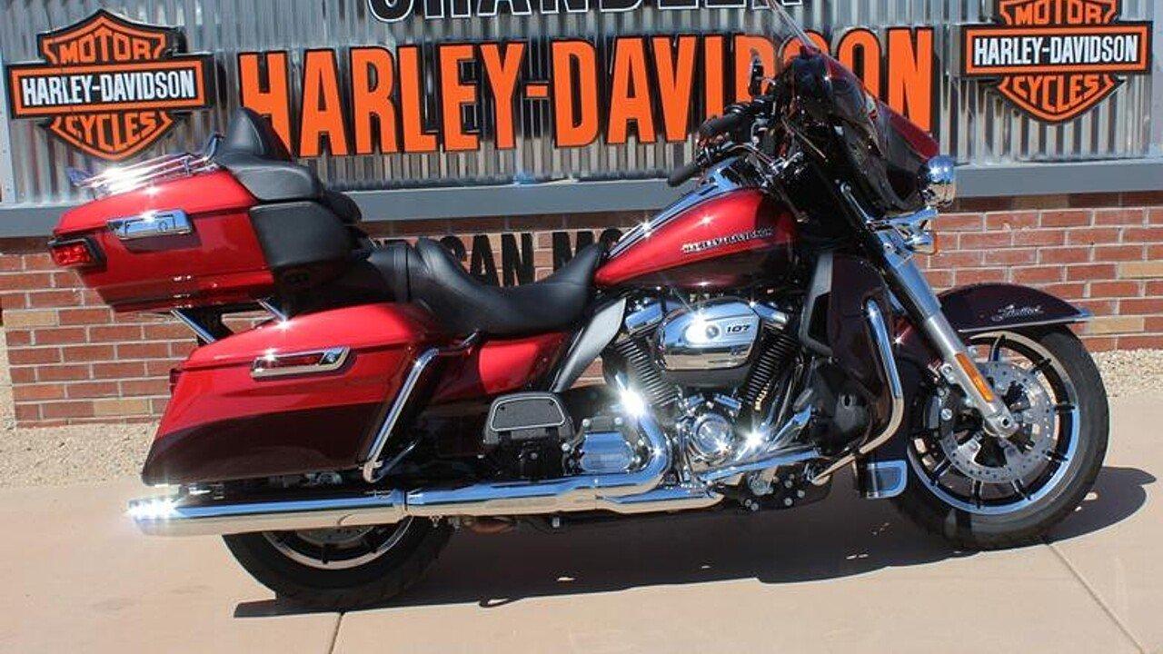 2018 Harley-Davidson Touring for sale 200627673