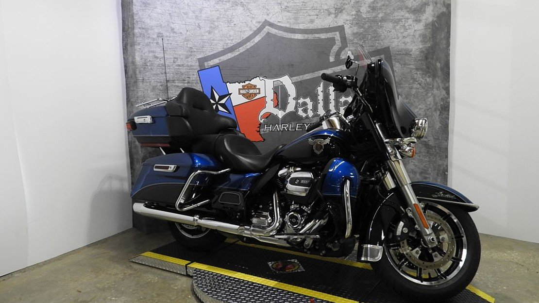 2018 Harley-Davidson Touring 115th Anniversary Ultra Limited for sale 200632069