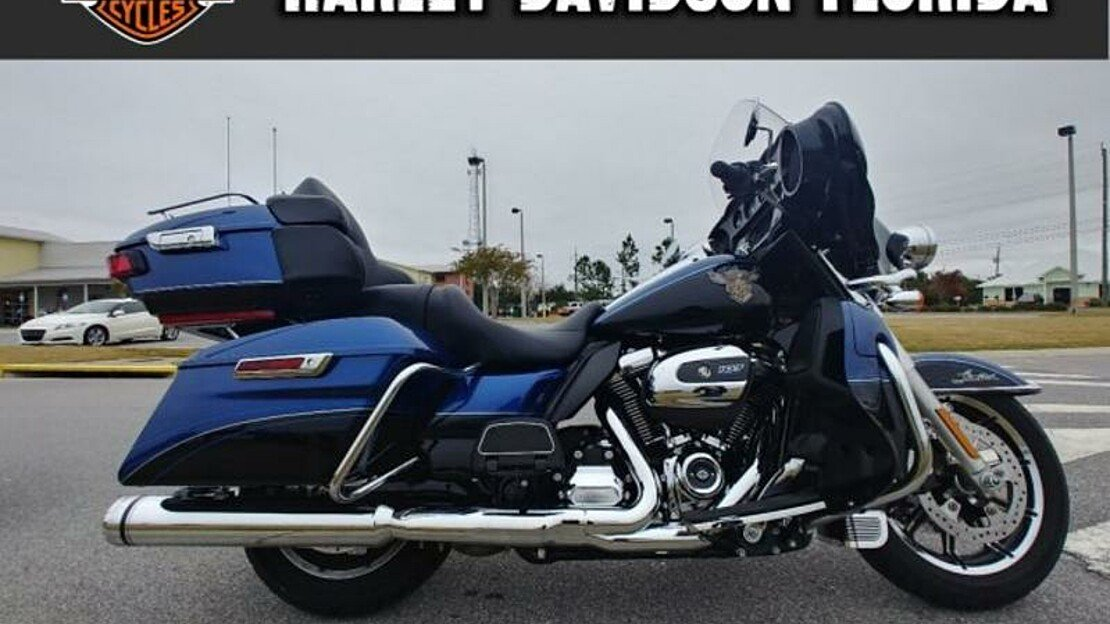 2018 Harley-Davidson Touring 115th Anniversary Ultra Limited for sale 200660360