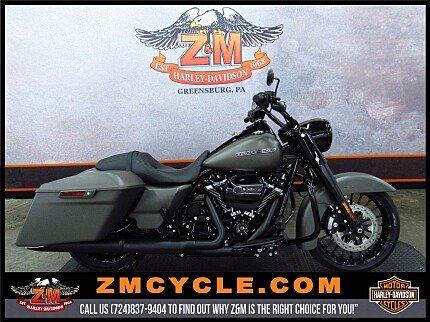 2018 Harley-Davidson Touring for sale 200493685