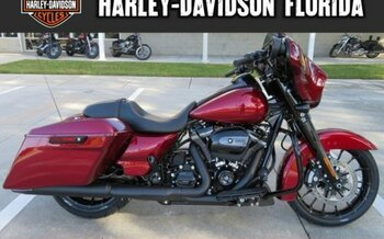 2018 Harley-Davidson Touring Street Glide Special for sale 200529851