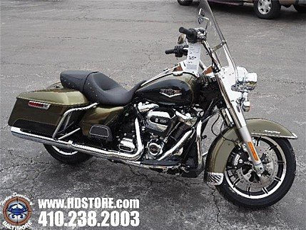 2018 Harley-Davidson Touring Road King for sale 200550494