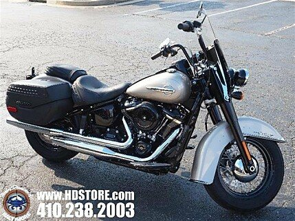 2018 Harley-Davidson Touring Heritage Classic for sale 200550536