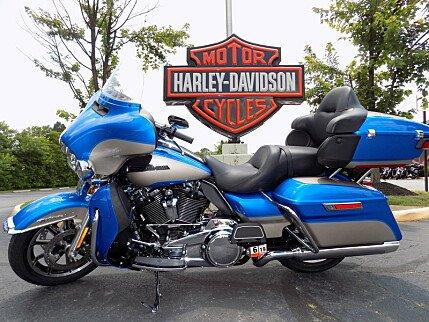 2018 Harley-Davidson Touring for sale 200603644