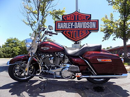 2018 Harley-Davidson Touring for sale 200603648