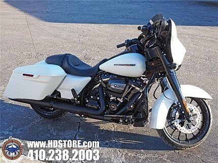 2018 Harley-Davidson Touring Street Glide Special for sale 200627244