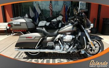 2018 Harley-Davidson Touring for sale 200638011