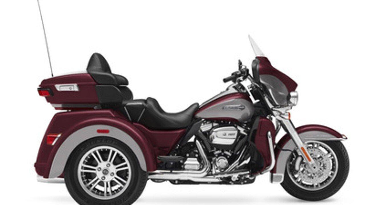 2018 Harley-Davidson Trike Tri Glide Ultra for sale 200496411
