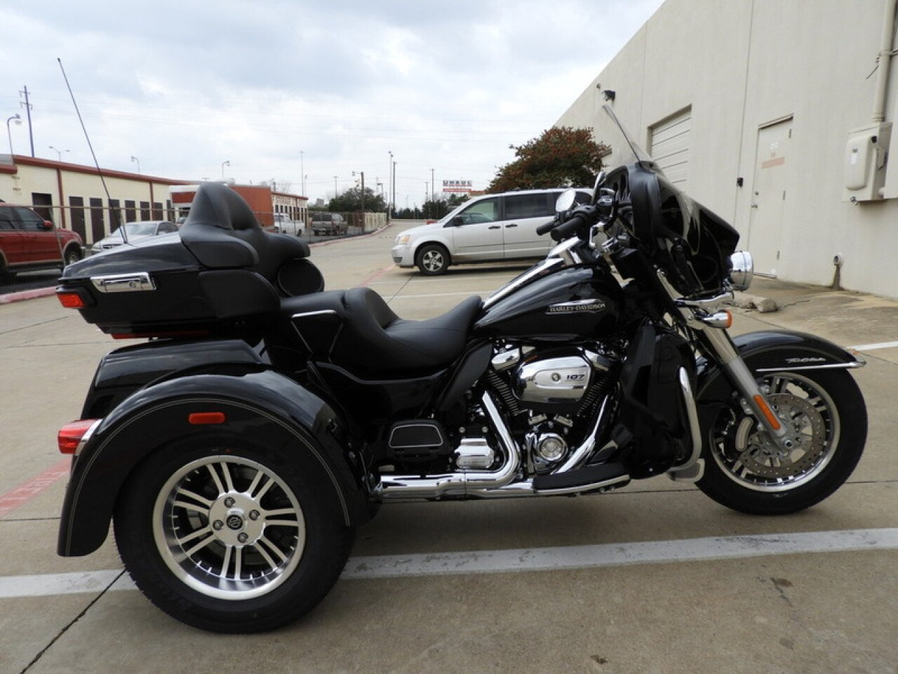 2018 Harley Davidson Motorcycles For Sale Texas >> 2018 Harley-Davidson Trike Tri Glide Ultra for sale near Garland, Texas 75041 - Motorcycles on ...
