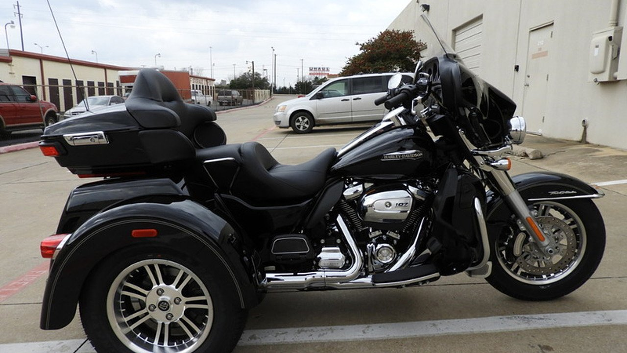 2018 harley davidson trike tri glide ultra for sale near garland texas 75041 motorcycles on. Black Bedroom Furniture Sets. Home Design Ideas