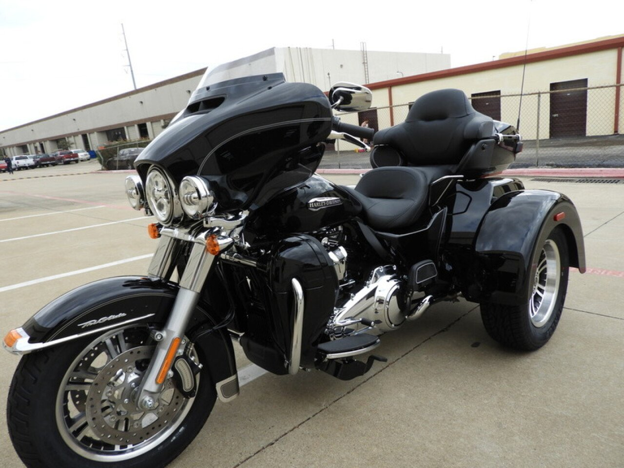Motorcycle For Sale Dallas >> 2018 Harley-Davidson Trike Tri Glide Ultra for sale near Garland, Texas 75041 - Motorcycles on ...