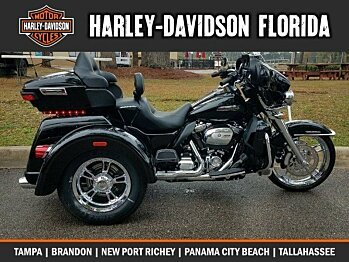 2018 Harley-Davidson Trike Tri Glide Ultra for sale 200521601