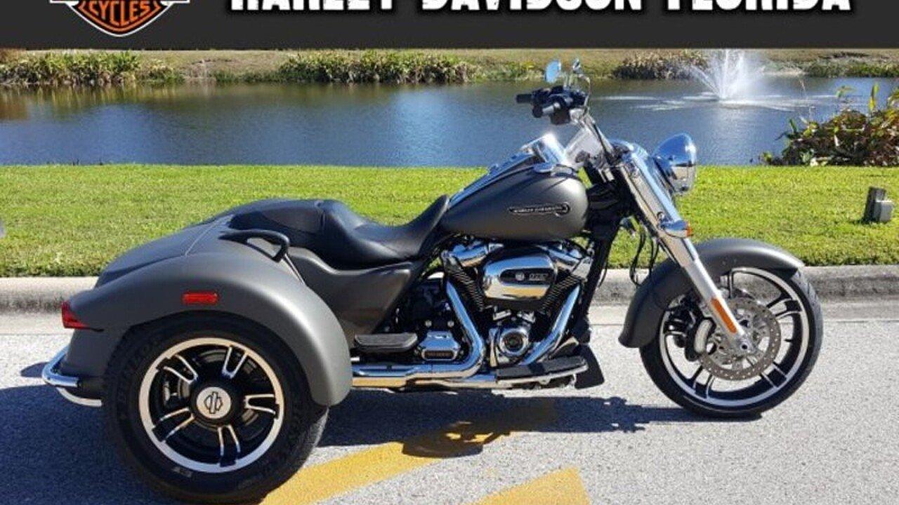 2018 Harley-Davidson Trike Freewheeler for sale 200526004