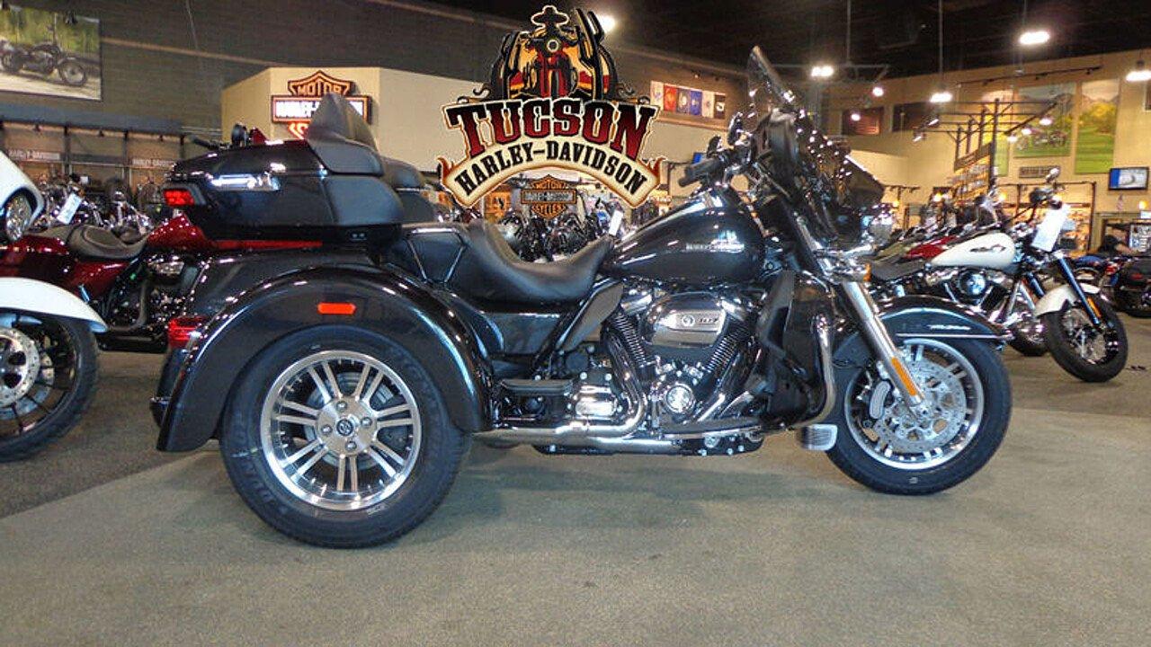 2018 Harley-Davidson Trike Tri Glide Ultra for sale 200544290