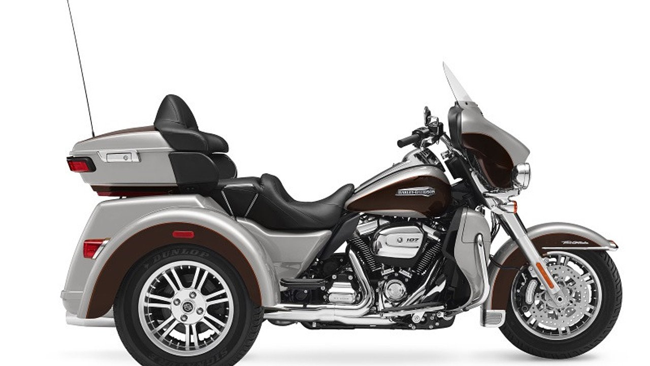 2018 Harley-Davidson Trike Tri Glide Ultra for sale 200548230