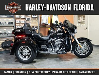 2018 Harley-Davidson Trike Tri Glide Ultra for sale 200629298