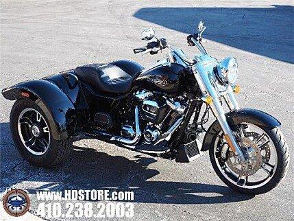 2018 Harley-Davidson Trike Freewheeler for sale 200550539