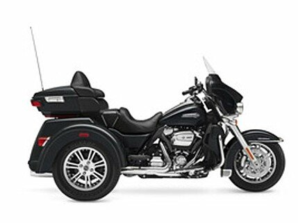 2018 Harley-Davidson Trike Tri Glide Ultra for sale 200575600
