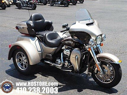 2018 Harley-Davidson Trike Tri Glide Ultra for sale 200592398