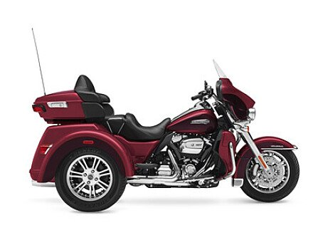 2018 Harley-Davidson Trike Tri Glide Ultra for sale 200626857